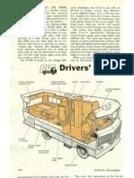 73 D20T Driver's Report