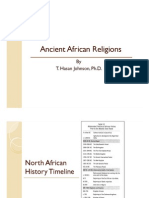 Ancient African Religions