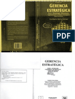 Gerencia Estratégica- HUMBERTO SERNA GÓMEZ
