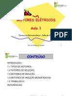 Aula 1 Motores Eletricos-Introducao