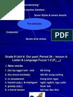 Grade8 Unit4 - Lesson4