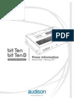 083524 Audison PressInfo BitTen 2011
