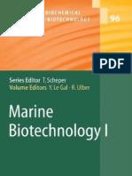 2005 Volume 96 Marine Biotechnology I