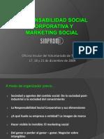 Responsabilidad Social Corporativa y Marketing Social