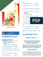 Guide - Des Sorties