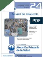 Salud Del Adolescente Nº24