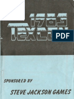 TexCon Gaming Convention 1983