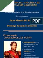 SarmientoVSRosas