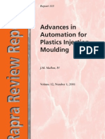 Advances in Automation for Plastic Injection Moulding