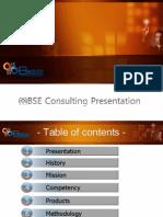 BSE Consulting Korea Presentation