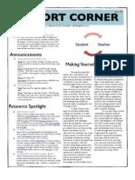 Pilot Cohort Corner Issue #4