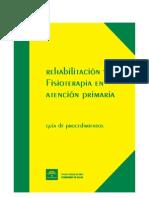 Manual de Rehabilitacion y Fisioterapia
