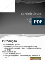 Carcinicultura
