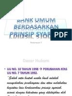 Bank Umum Berdasarkan Prinsip Syariah