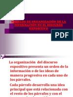 MODELOS DE ORGANIZACIÓN DE LA INFORMACIÓN EN EL