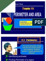 Module Perimeter Area