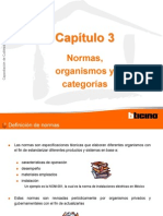 as Organismos y Categorias