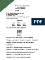 Livro Vermelho Álgebra de Boole 3