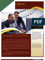 Organizational Alliances