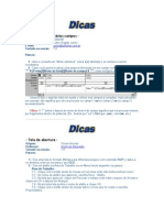 Dicas Access 2