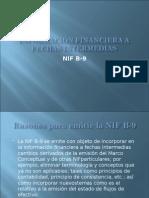 NIF b9