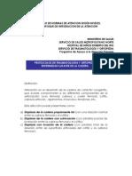 Protocolo Enfermedad Luxante de Cadera