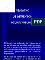 Registro de Hidrocarburos Mudloging