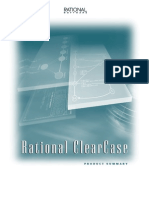 Rational ClearCase Product Sumary