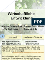 Wirtschaftliche Entwicklung(2)