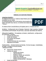 Manual Prisma Distribucion