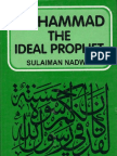 Mohammad (s.a.w) the Ideal Prophet R