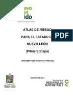 Informe Atlas Riesgo Nl Ago 2010