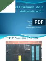 PLC  Siemens S7 – 300