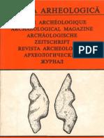 Revista Arheologica, nr. 2, 1998, (serie veche).