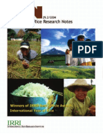 International Rice Research Notes Vol.29 No.2