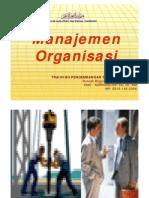 Manajemen Organisasi