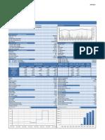 Fundamental Equity Analysis - S&P ASX 100 Members Australia)
