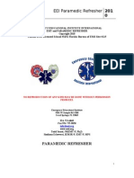 Paramedic Refresher Download 2010