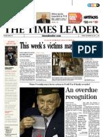 Times Leader 09-30-2011