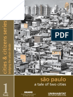 A tale of two Cities - Relatório UN-HABITAT
