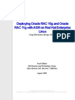 Deploying Oracle RAC 10g R2 and 11g R1 With ASM on RHEL With DS8000