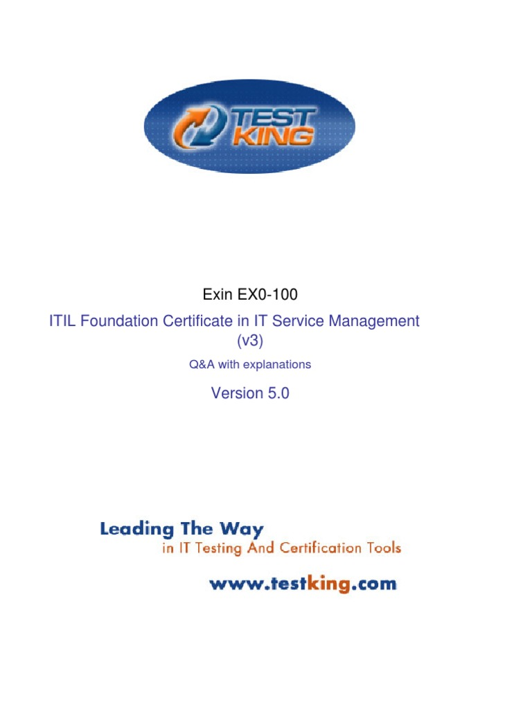 Itilv3 itil it service management xflitez Gallery