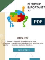 Group Thinking