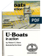 Uboot Squadron-Signal 4001 - Warships in Action 01 - U-Boats