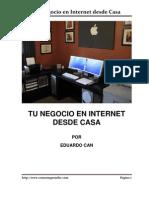 Tu Negocio en Internet Desde Casa
