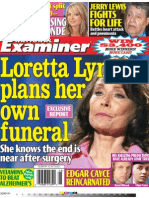 Examiner Cover