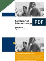 Formularios Interactivos Adobe