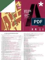 Programa Arte Joven en La Calle 2011