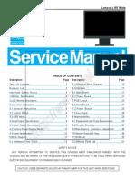 Service Manual Lenovo 19