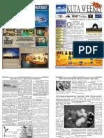 "Kuta Weekly-Edition 252 ""Bali""s Premier Weekly Newspaper"""